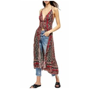 Free People On The Bright Side Maxi Top